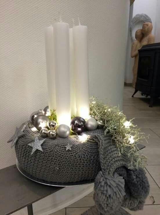 Winter Decor Deko Weihnachten Advent Winterdekorationen Deko Weihnachten