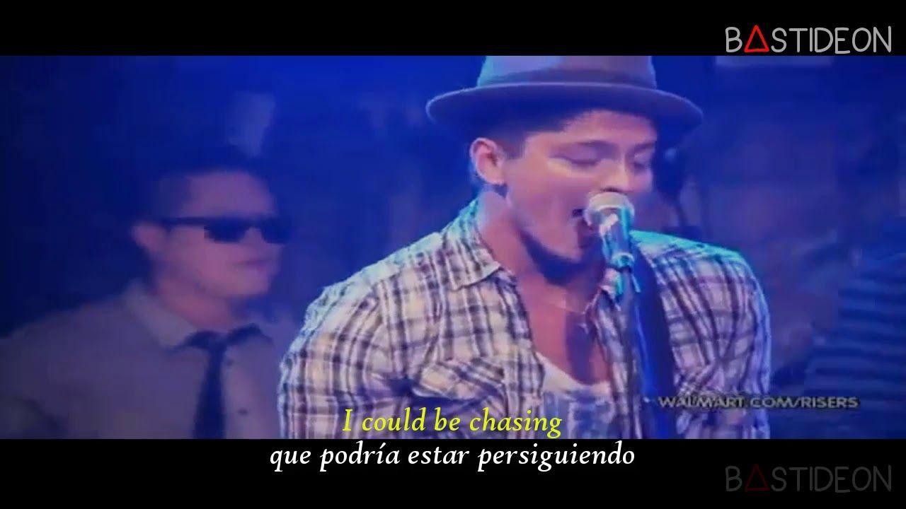 Bruno Mars Nothin On You Sub Español Lyrics Bruno Mars Secundaria Canciones