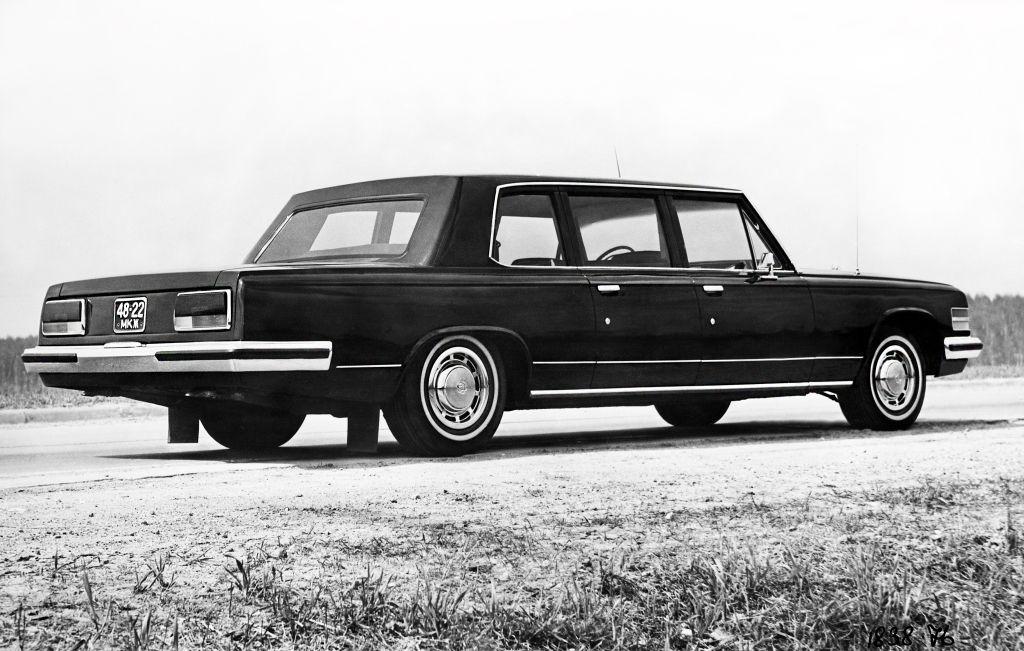 Zil 114N 1976 | Soviet / Russian Luxury Cars / ZIL (ZiS) | Pinterest