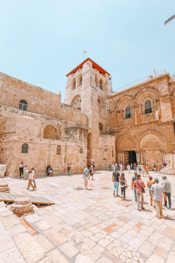 Where To Visit In The Old City Of Jerusalem