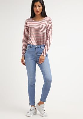 Jennyfer Jeans slim fit - bleu jean - Zalando.se