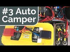 Zusatzbatterie & Solar berechnen & einbauen - Auto als Wohnmobil #3 | Camping Praxis - YouTube