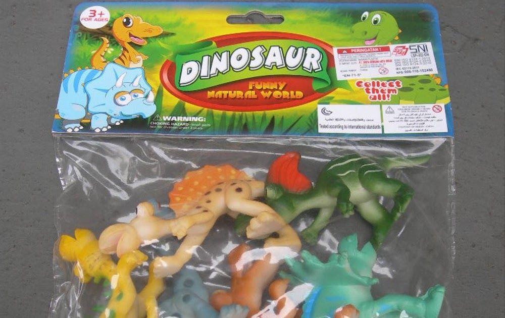 Mainan Baby Zoo Dinosaurus Kartun Good Dino Download