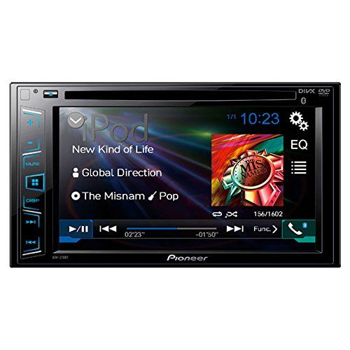Buy Now Pioneer Ddin Bt Dvd Usb Aux Basic W Bt Buy Now Too Low To Display Buy Now The Post Pioneer Avh270bt Double Din Bluetooth Dvd Usb Aux Basic With Bluetoot