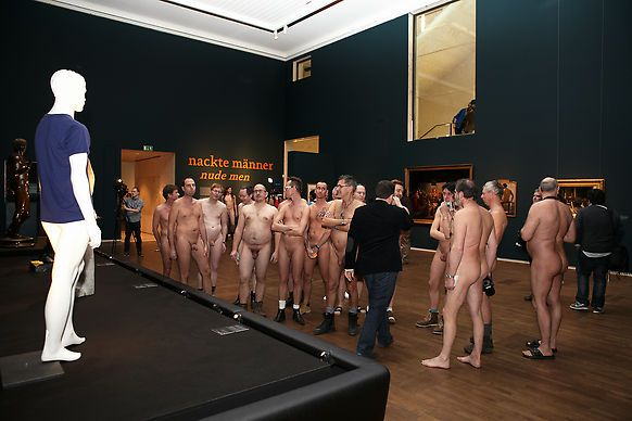 nude leopold museum in Men at vienna
