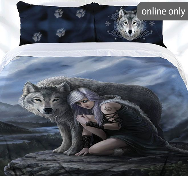 Anne Stokes Collection The Protector Quilt Cover Set Range