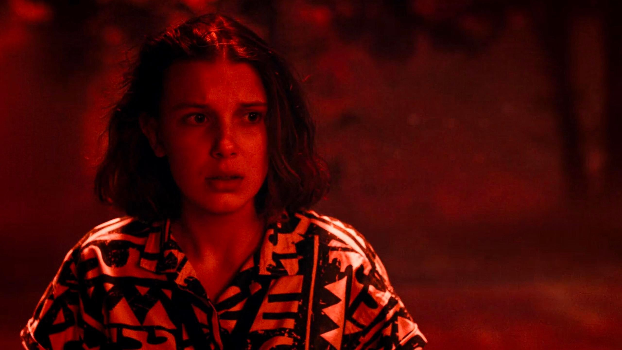 Eleven From Stranger Things S3 Hd Wallpaper Stranger Things Wallpaper Stranger Things Stranger Things Characters
