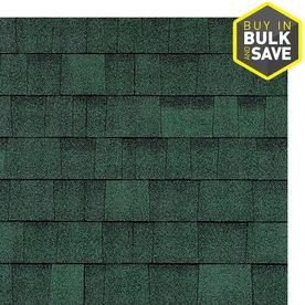 Best Owens Corning Oakridge 32 8 Sq Ft Chateau Green Laminated 400 x 300