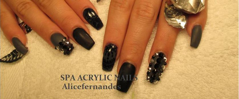 Acrilico.Art nail manual.