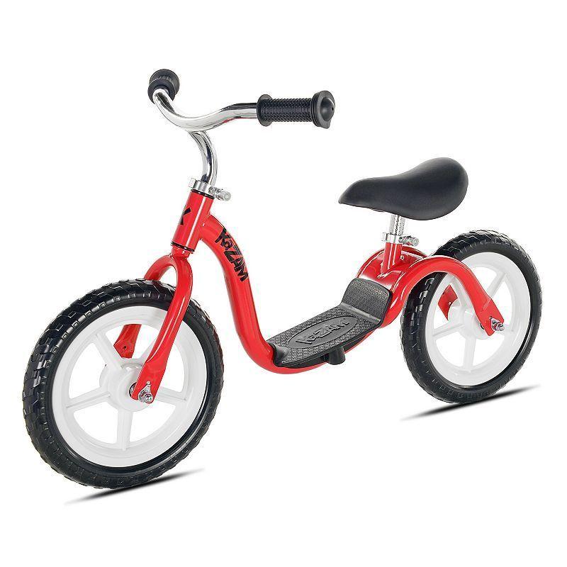 "Balance Bike with EVA Tires Glide Bikes 12/"" EZee Glider With Pedal Kit"