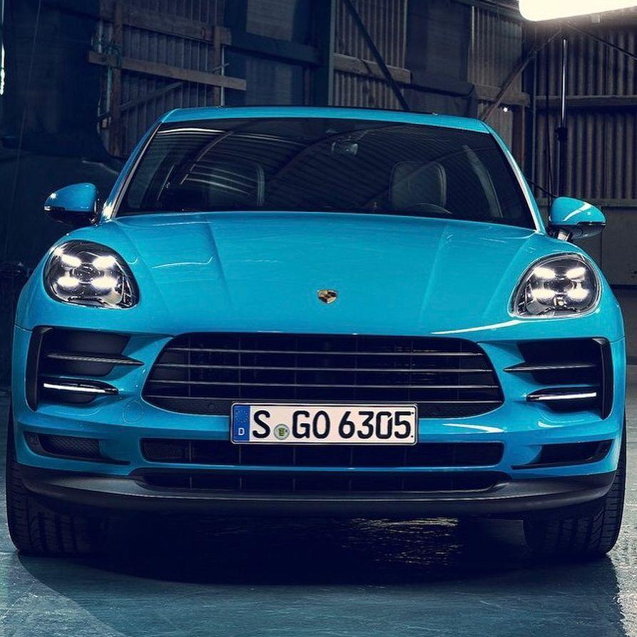 Porschesuv Macan Bobbydaleearnhardt.com