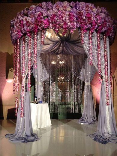 Beautiful chuppah persian wedding planner persian party for Decoracion los angeles