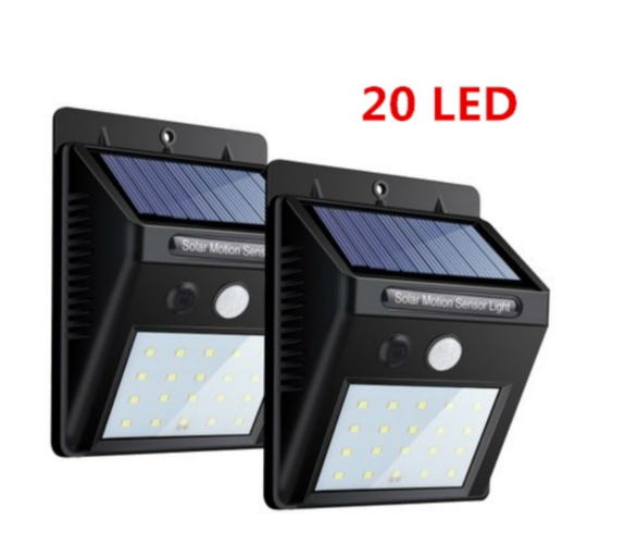 20 led 1pcs solar powered pir motion waterproof outdoor garden 20 led 1pcs solar powered pir motion waterproof outdoor garden sensor light security wall light lamp mozeypictures Images