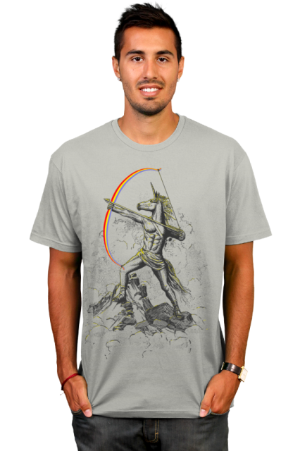 the Unicornman T-Shirt