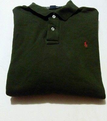 dark green mens polo shirt ralph lauren mens jumpers sale
