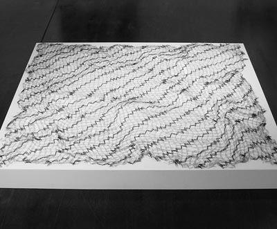 paperclip art