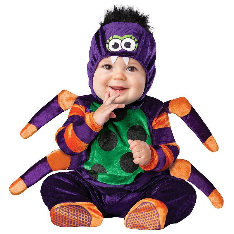 Itsy Bitsy Spider Costume - Baby/Toddler, Infant Unisex, Size 6 - 18 month halloween costume ideas