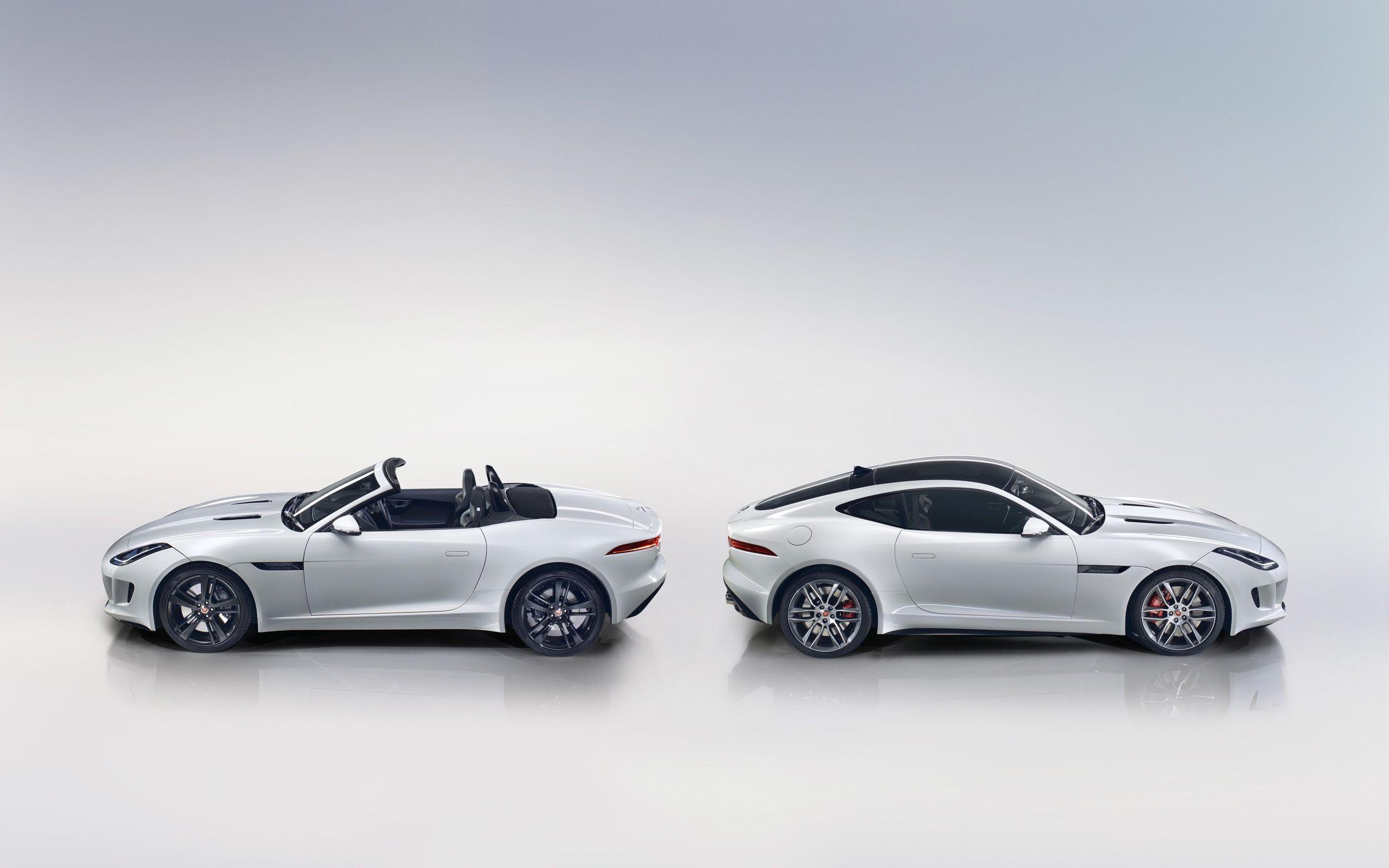 2014 Jaguar F Type R Coupe Group Convertible