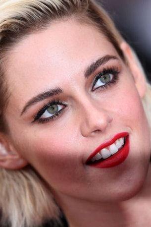Kristen Stewart, reine du tapis rouge