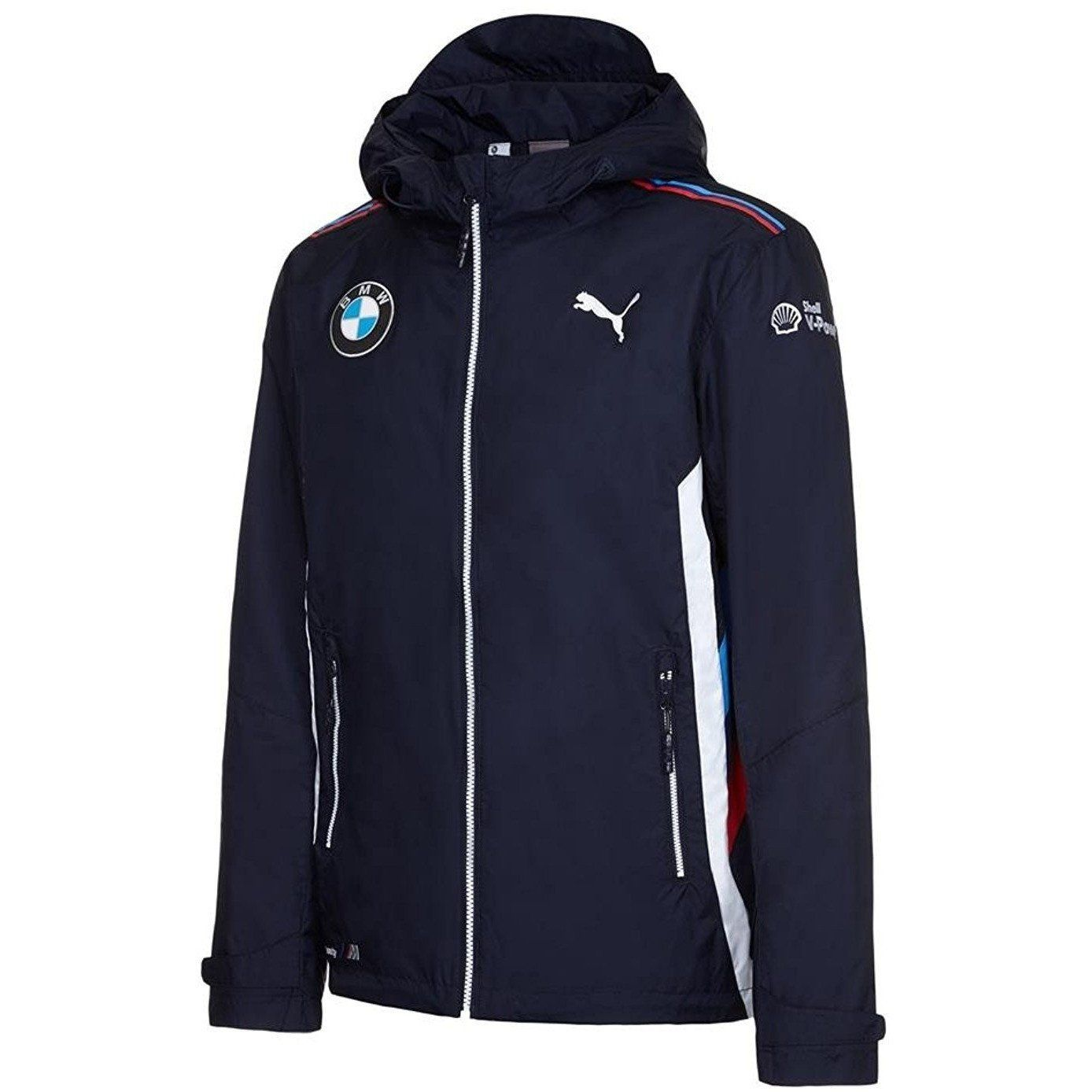 BMW Men's Blue Windbreaker produced by Puma | Deyli meyli в