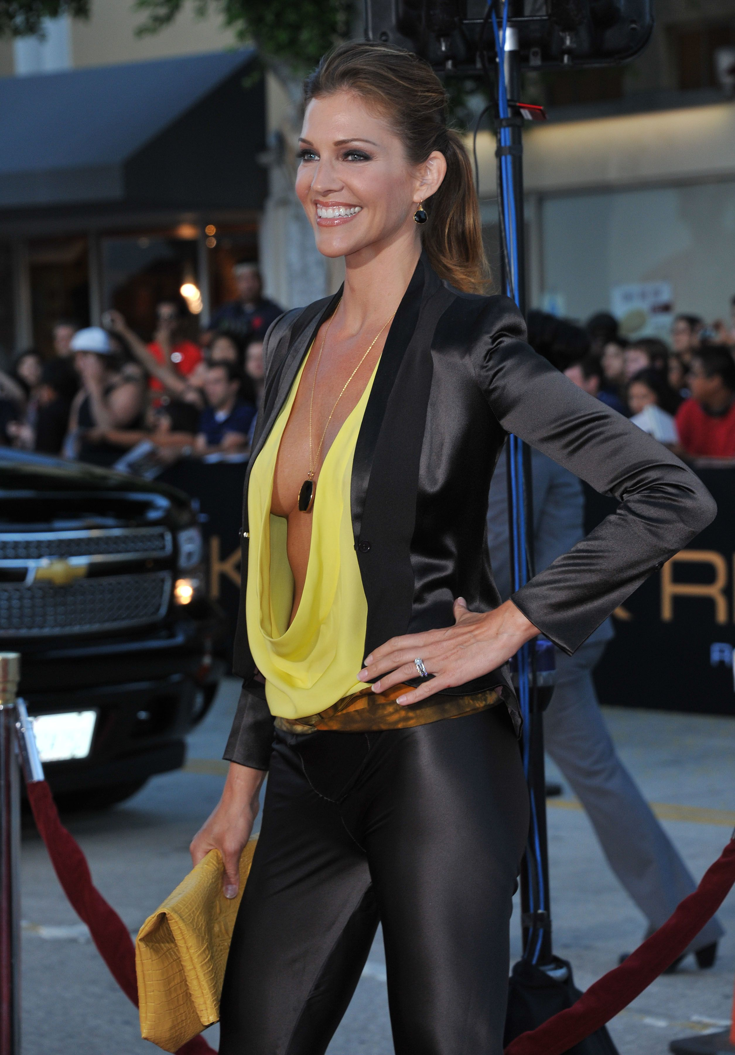 butt Is a cute Tricia Helfer naked photo 2017