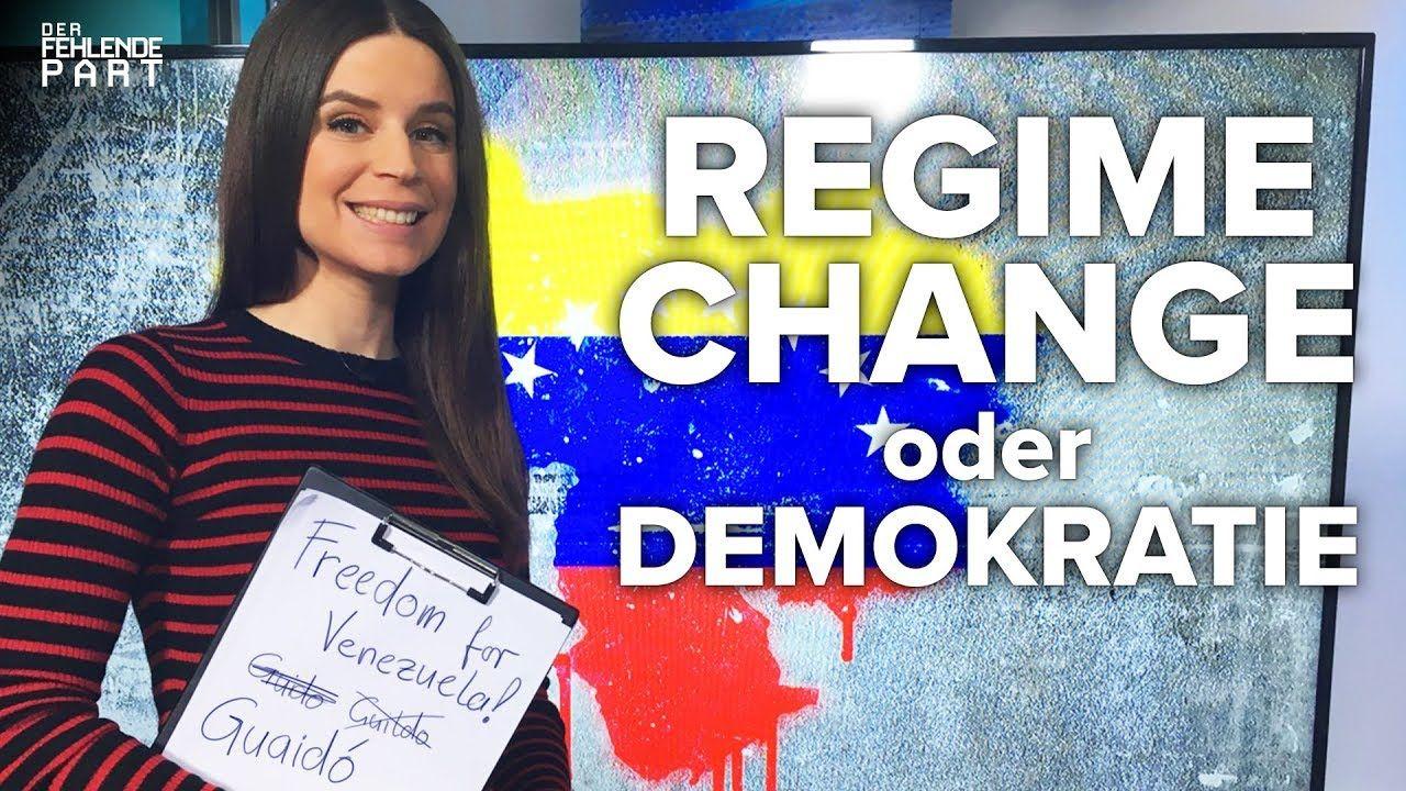 Venezuela 2019 Caracas Wer Ist Dein Prasident Regime Change