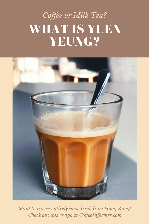 Yuen yeung, also known as yuan yang, yin yong, or yin