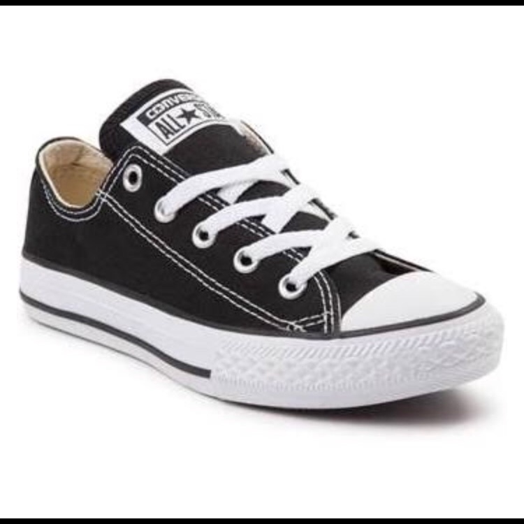cheap release date: online retailer Converse Shoes | Black Converse All Stars, Size 5:5 | Color ...