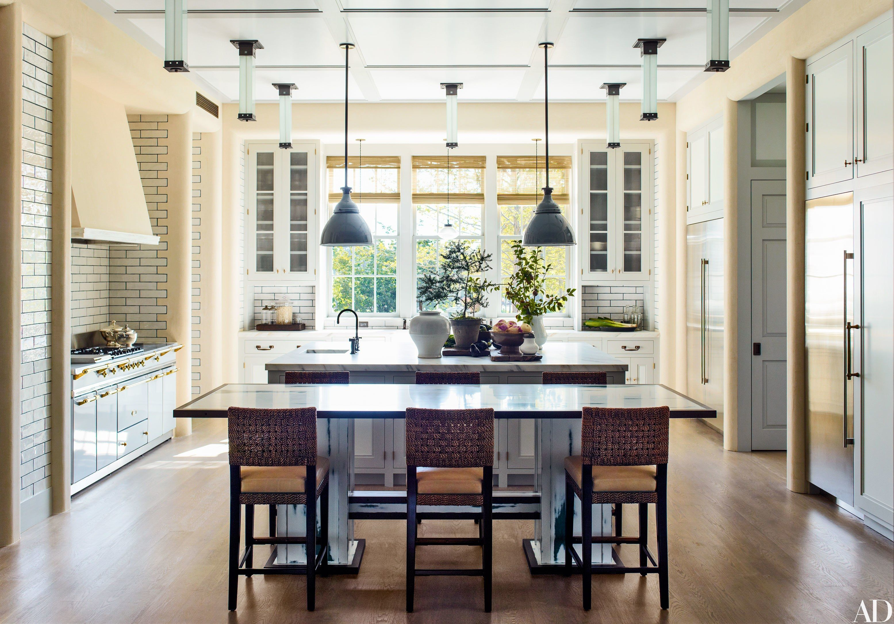 21 Stunning Kitchen Island Ideas | Las aves, Ave y Moderno
