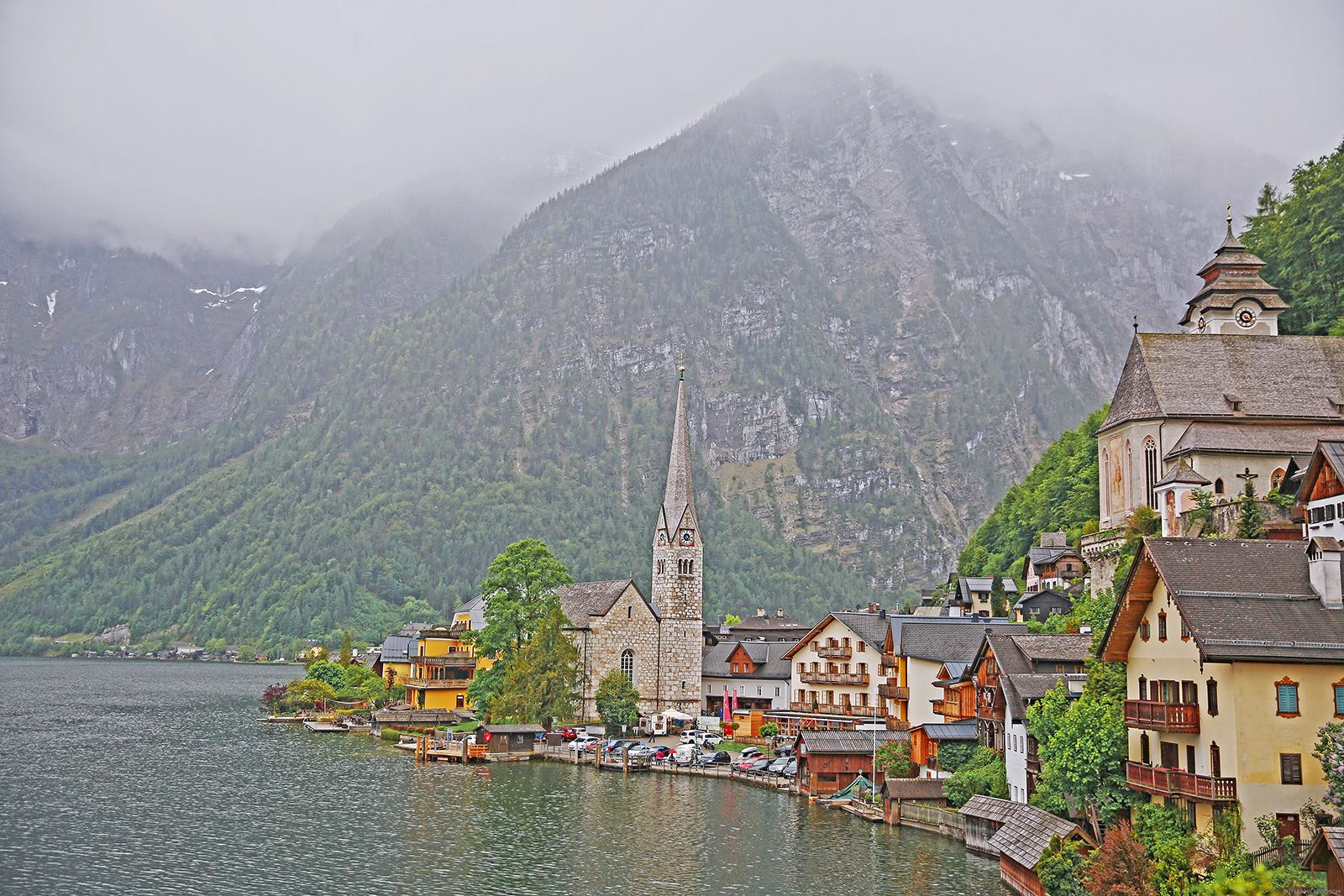 What To See In Hallstatt - Camille Tries To Blog