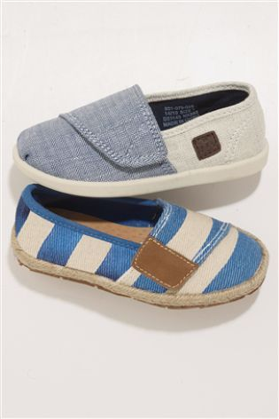 Espadrilles (Younger Boys) from Next