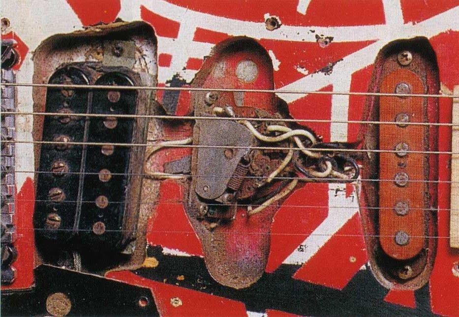 Eddie Van Halen U0026 39 S Frankenstein That Changed Music As We
