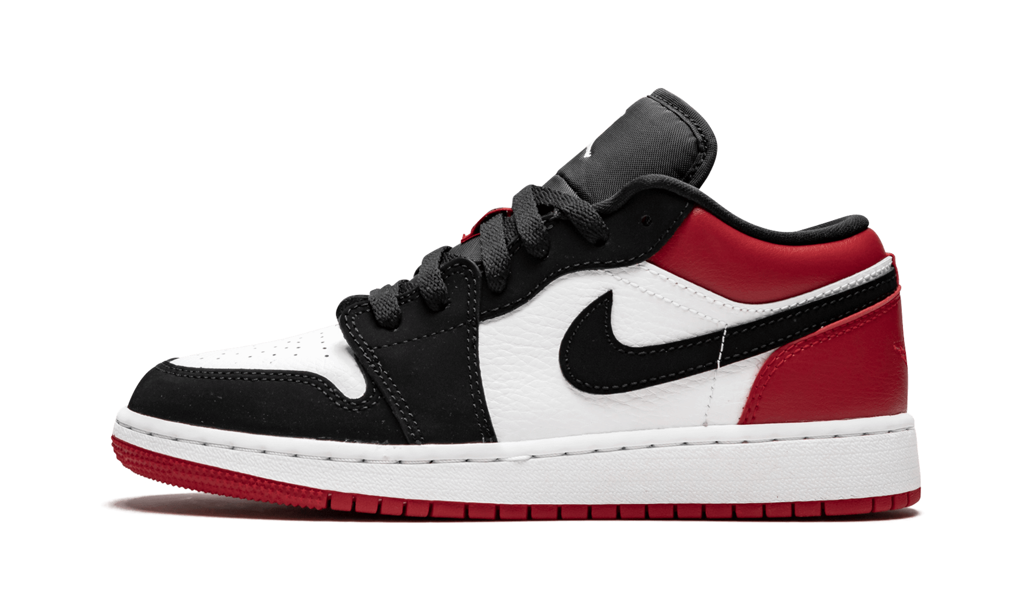 Air Jordan 1 Low Gs Black Toe 553560 116 Jordan Shoes Girls Air Jordans Jordan 1 Low