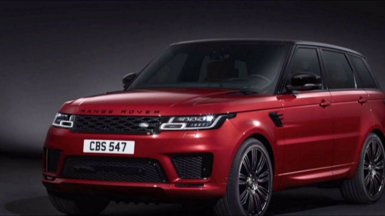 HOT NEWS! Land Rover Range Rover Sport 2018 Efficiency And