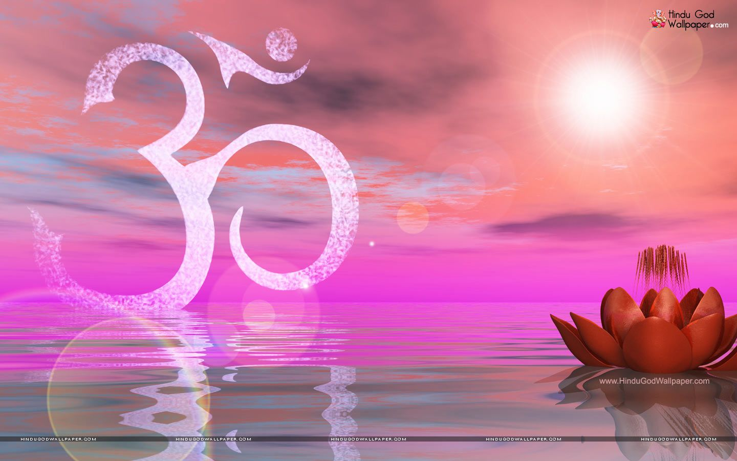 Animated om wallpapers free download om wallpapers Om symbol images download