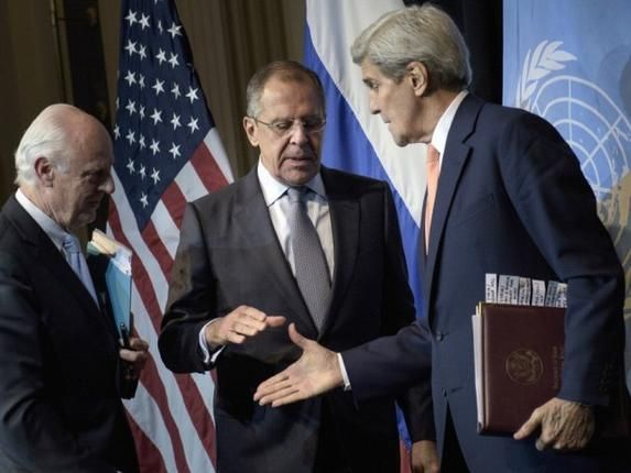Iran backs Syria transition plan