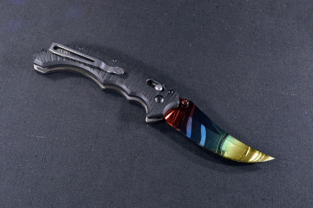 Marble Fade Flip Knife   Stuff to Buy   Marble, Blade, Flipping
