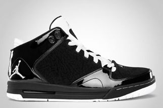 Jordan As You Go Black/Metallic Silver/White