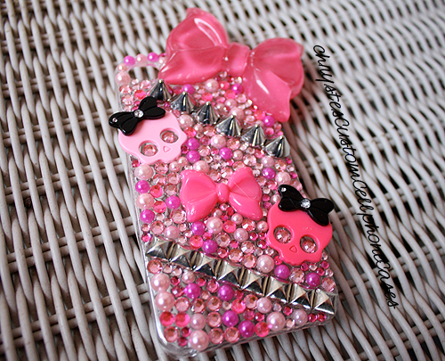 Blinged Out in PiNK<3