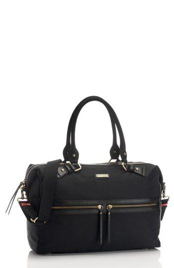 79a3ca0ba826 Storksak  Caroline  Nylon Diaper Bag available at  Nordstrom