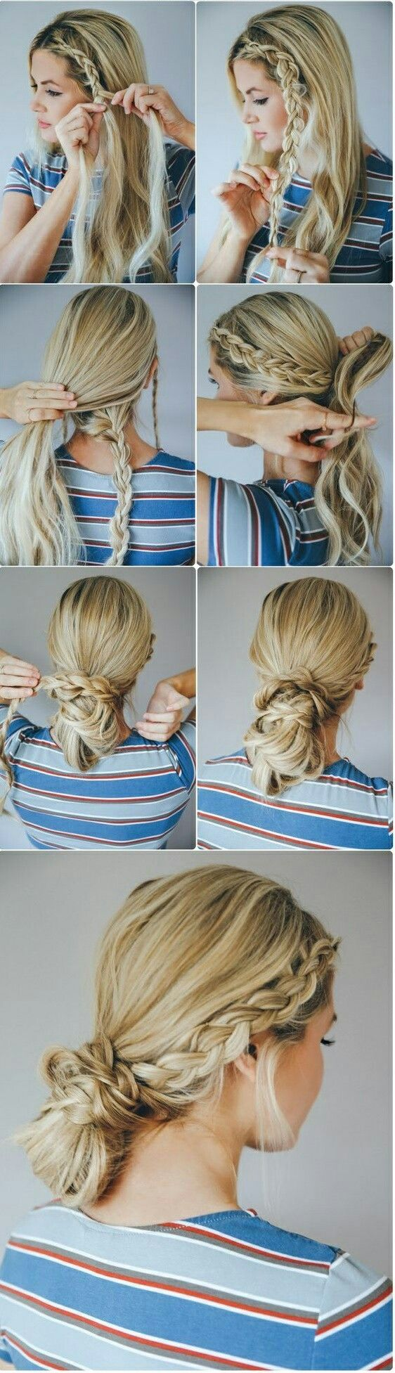 Pin by kelly eastman on beauty pinterest hair style braid