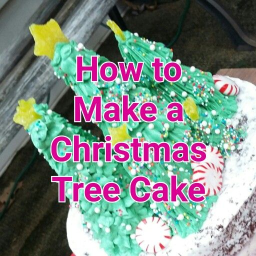 See how I made this Christmas tree cake on my Sugarpan Bakery YouTube channel now! https://youtu.be/RjD708ZsRcw
