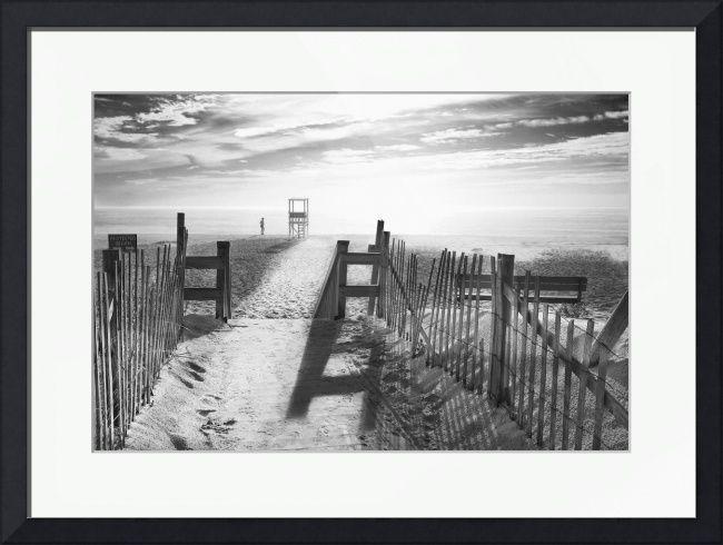 Black white good morning by dapixara art