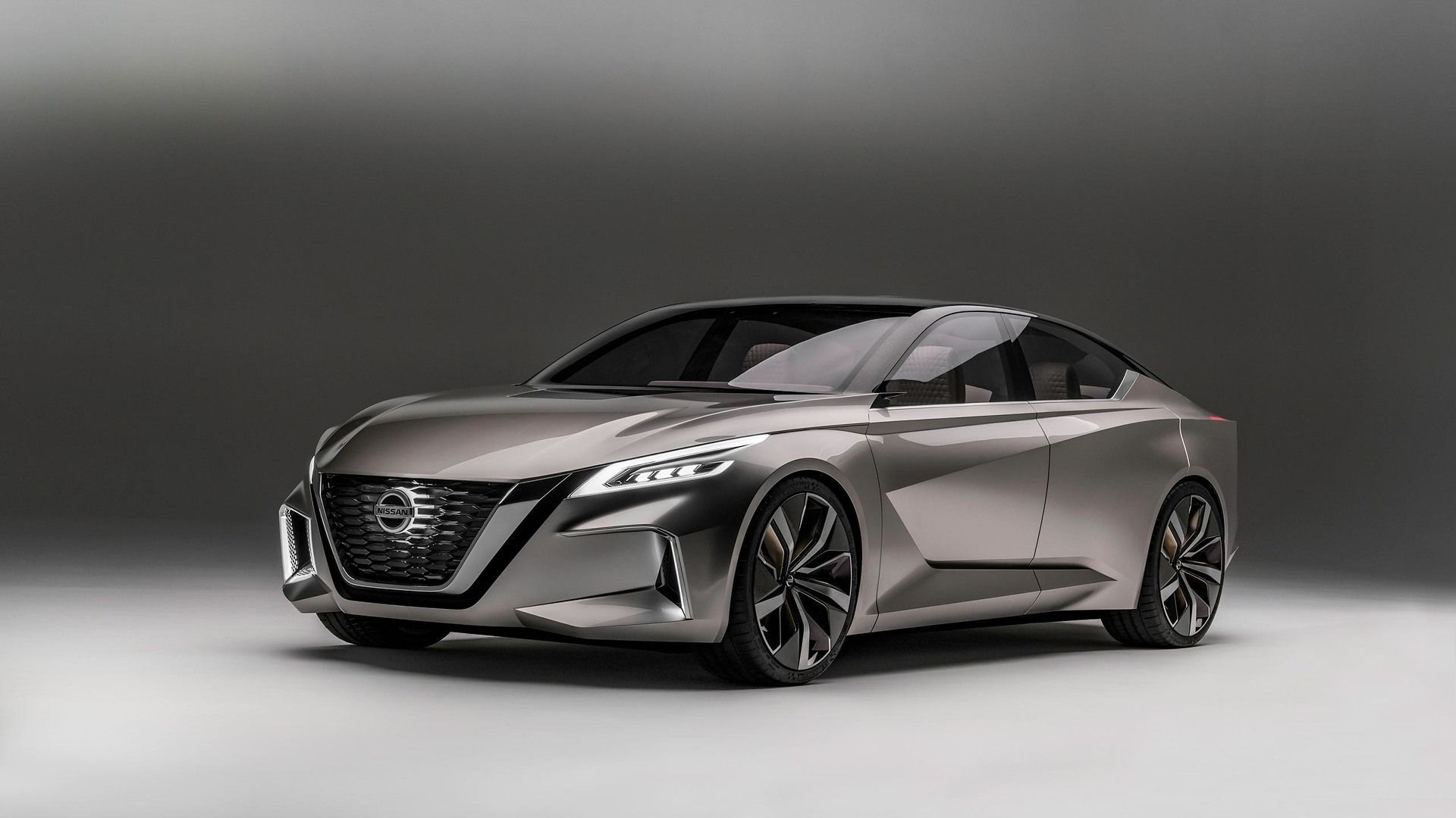 2020 Nissan Maxima Detailed Interior Nissan maxima