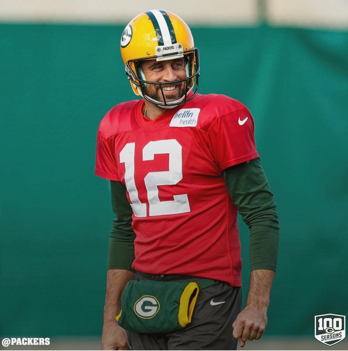 Aaron Rodgers Packers Green Bay Packers