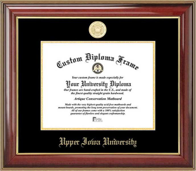 Campus Images NCAA Kansas State Wildcats Tassel Box and Diploma Frame