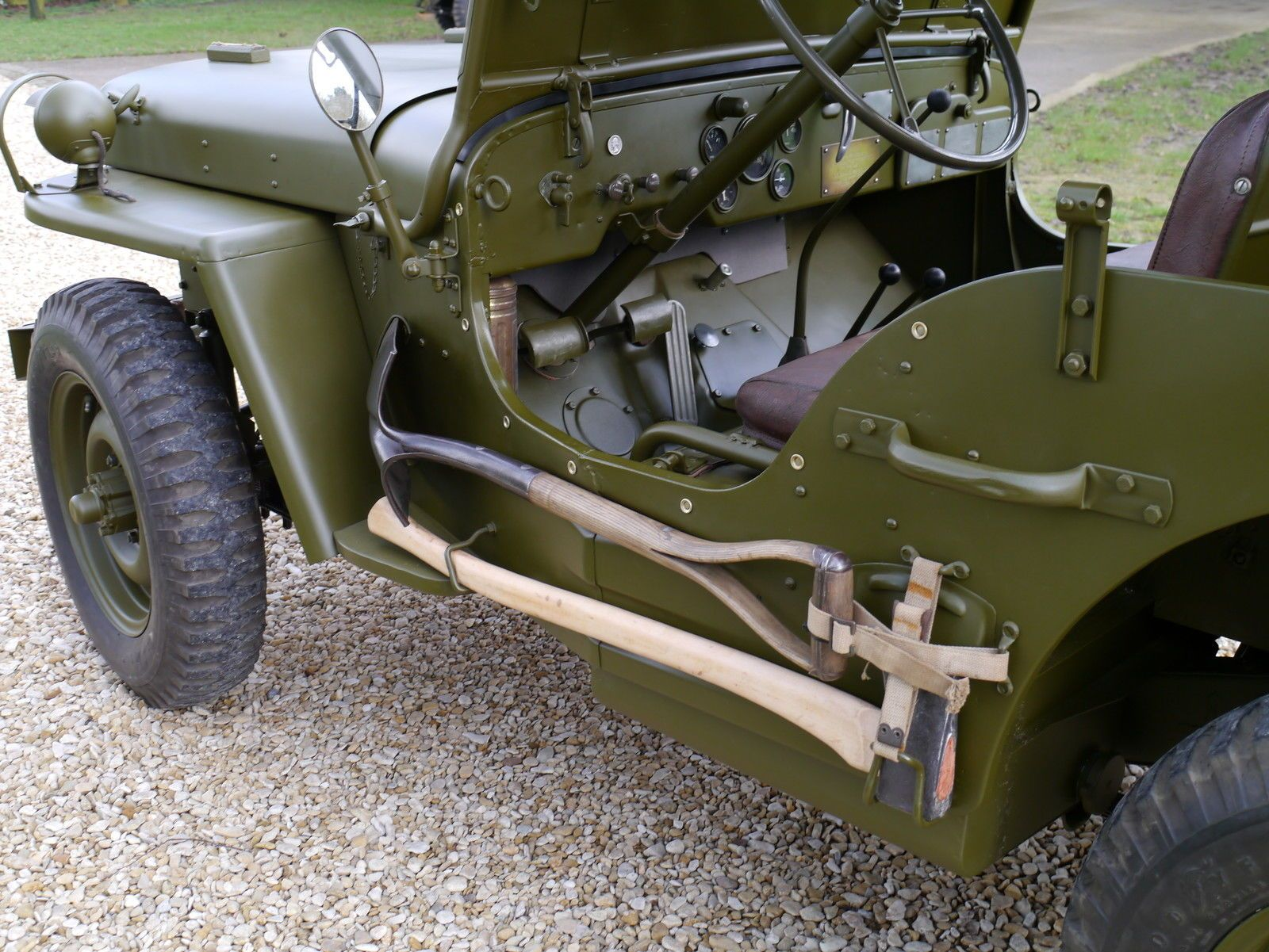 Gen Eisenhower S Personal Jeep For Sale 750 000 Willys Jeep