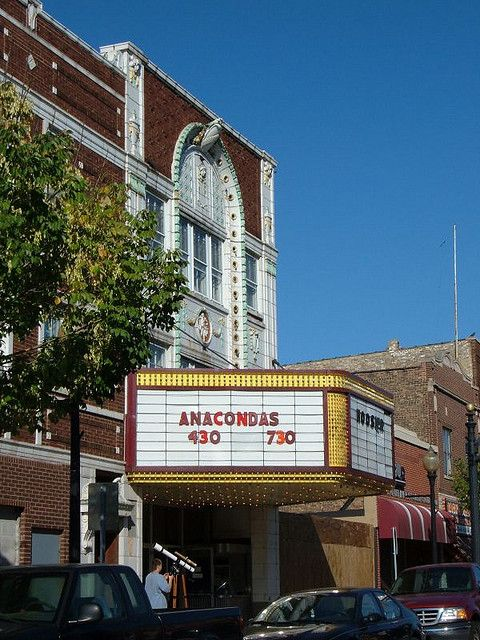 Hoosier Theater Whiting Indiana Indiana Whiting Hoosiers