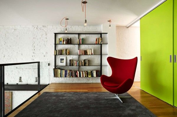 House · a bright modern row house redone for a fun couple with a love of cooking