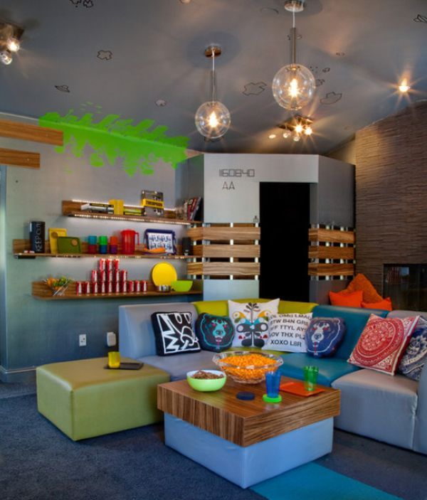 Five Kidsu0027 Playroom Ideas To Inspire Nice Look